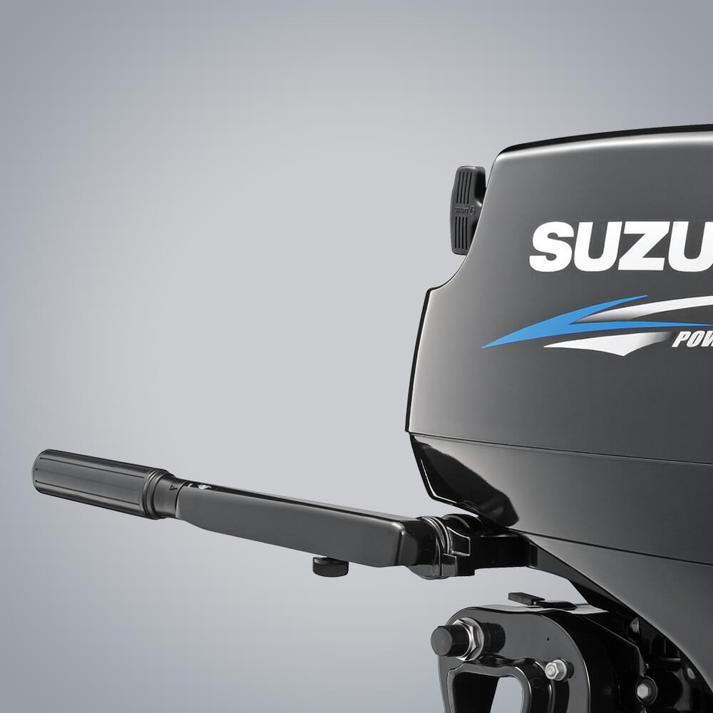 Suzuki Dt40 Manual